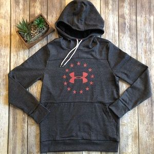 NWT UNDER ARMOUR Dark Gray Hoodie - Medium